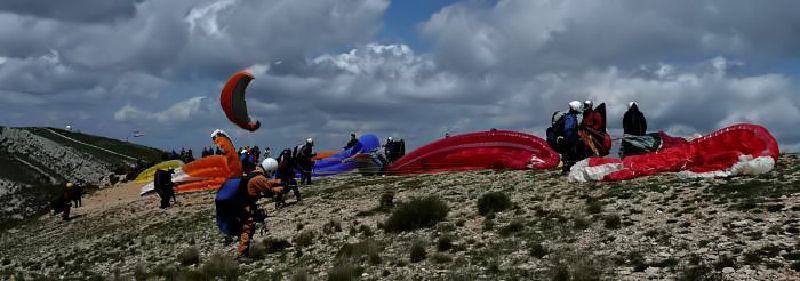 Catalonia Paragliding Championship